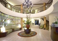 蒙特婁老城區萬豪春季山丘套房酒店 - 蒙特利爾 - 蒙特婁 - 大廳