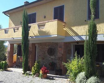 Agribike Poggio Rossino - Gavorrano - Hotel Entrance