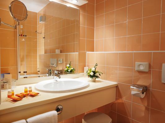 Hotel Riviera - LifeClass Hotels & Spa - Portorož - Bathroom