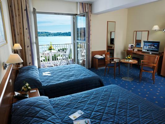 Hotel Riviera - LifeClass Hotels & Spa - Portorož - Bedroom
