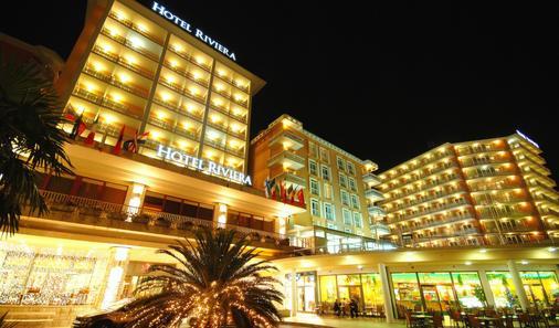 里維艾拉居家酒店及水療中心 - 波托羅茲 - 波爾托羅 - 建築