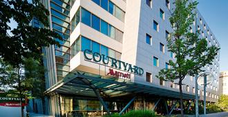 Courtyard by Marriott Prague City - Prag - Gebäude