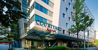 Courtyard by Marriott Prague City - Πράγα - Κτίριο