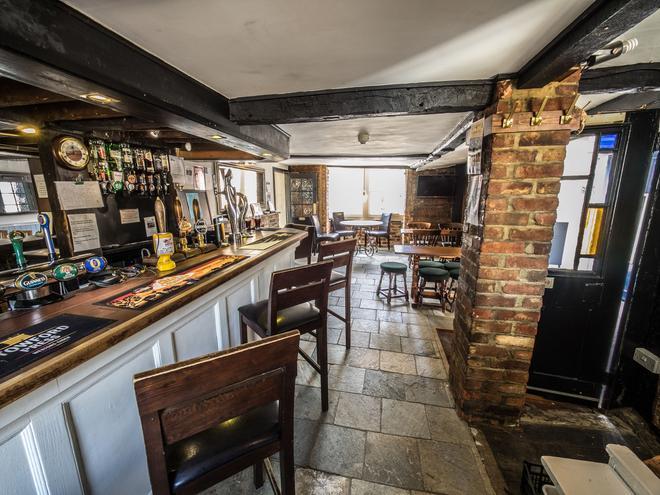 Longs Inn - Milton Keynes - Bar