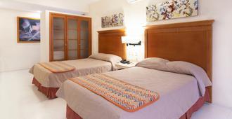 Hotel & Suites Nader - Cancún - Bedroom