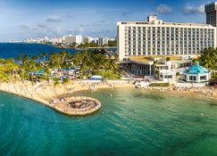 Caribe Hilton - San Juan - Outdoor view