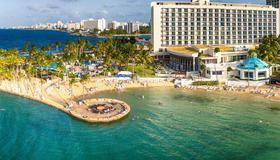 Caribe Hilton - San Juan - Vista del exterior