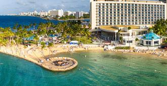 Caribe Hilton - San Juan - Utomhus