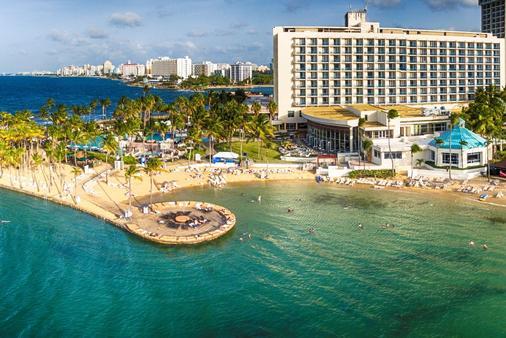 Caribe Hilton - San Juan - Näkymät ulkona