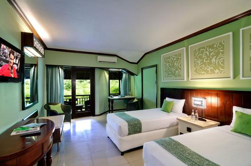Bali Garden Beach Resort - Kuta - Phòng ngủ