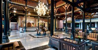 Bali Garden Beach Resort - Kuta - Lobby