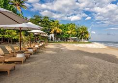 Bali Garden Beach Resort - Kuta - Bãi biển