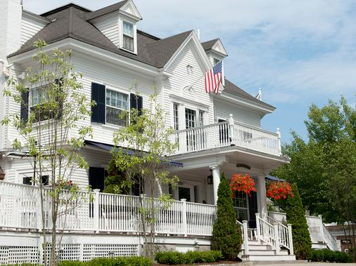 Kennebunkport Inn - Kennebunkport - Rakennus