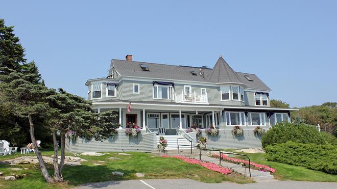 Cape Arundel Inn & Resort - Kennebunkport - Κτίριο