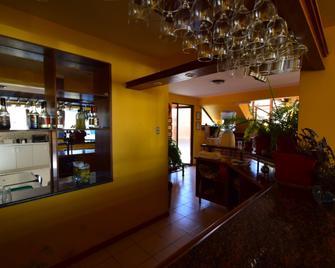 Hotel Rucahue - Los Andes - Ресторан