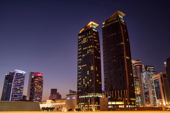 City Centre Rotana Doha - Doha - Building