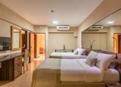 Ritz Lagoa Da Anta - Maceió - Schlafzimmer