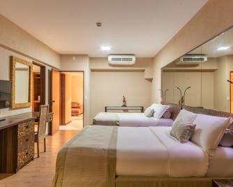 Ritz Lagoa Da Anta - Макеіо - Спальня