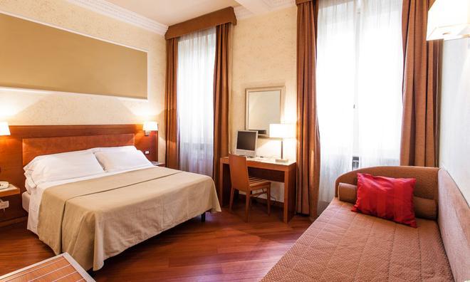 Hotel Madrid - Roma - Habitación