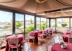 Hotel Madrid - Roma - Restaurante