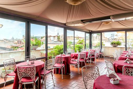 Hotel Madrid - Rome - Restaurant