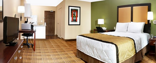 Extended Stay America - Austin - Downtown - Town Lake - Austin - Bedroom