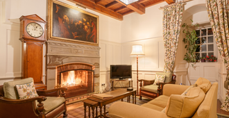 Barcaldine Castle - Oban - Living room
