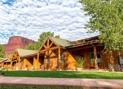 Sorrel River Ranch Resort & Spa - Моаб - Здание