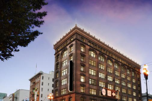 Yotel San Francisco - San Francisco - Building