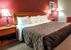 Hotel & Suites Monte-Cristo - L'Ancienne-Lorette - Bedroom