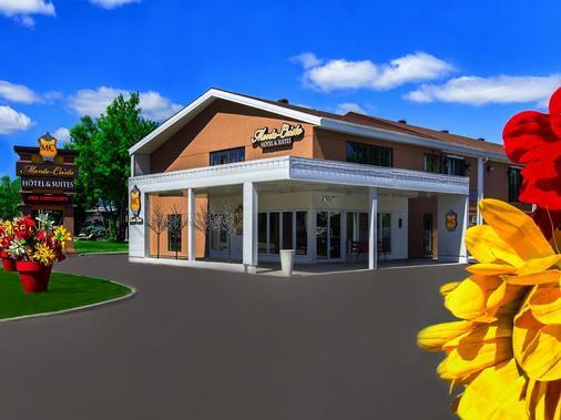 Hotel & Suites Monte-Cristo - L'Ancienne-Lorette - Building