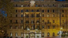 Ambasciatori Palace - Roma - Edificio