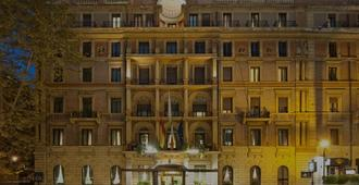 Ambasciatori Palace - Rooma - Rakennus