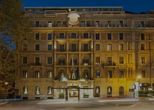 Ambasciatori Palace - Rome - Bâtiment