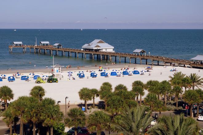 Pier House 60 Clearwater Beach Marina Hotel - Clearwater Beach - Ranta