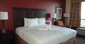 Pier House 60 Clearwater Beach Marina Hotel - Clearwater Beach - Schlafzimmer