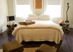 Vanessa Noel Hotel Green - แนนทัคเก็ต - ห้องนอน
