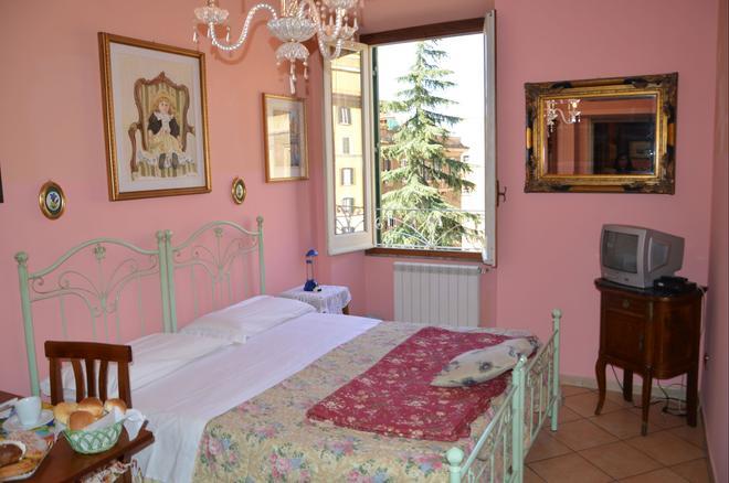 B&B Roman Walls - Rome - Bedroom