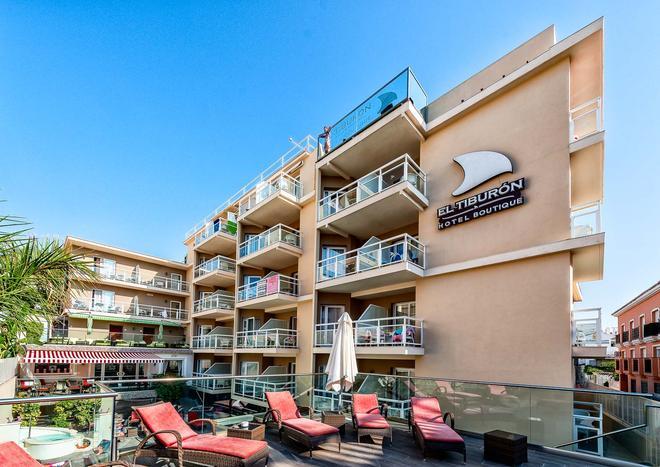 El Tiburon Hotel Boutique & Spa - Adults Recommended - Torremolinos - Building
