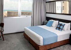 Embassy Hotel Tel Aviv - Tel Aviv - Schlafzimmer