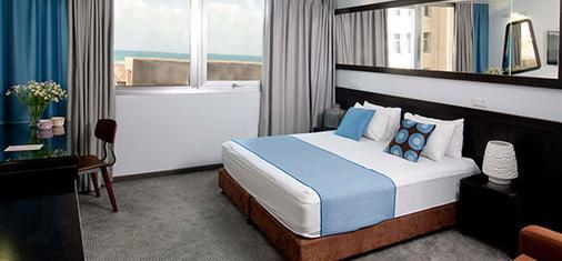Embassy Hotel Tel Aviv - Tel Aviv - Bedroom