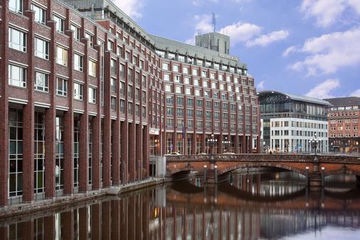 Steigenberger Hotel Hamburg - Αμβούργο - Κτίριο