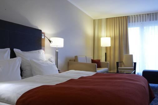 Steigenberger Hotel Hamburg - Hamburg - Phòng ngủ