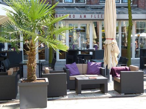 Steigenberger Hotel Hamburg - Hampuri - Patio