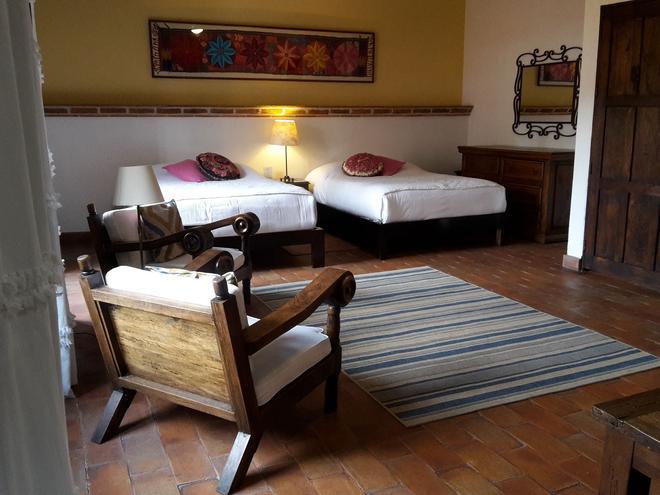 Hotel Casa Correo - San Miguel de Allende - Κρεβατοκάμαρα