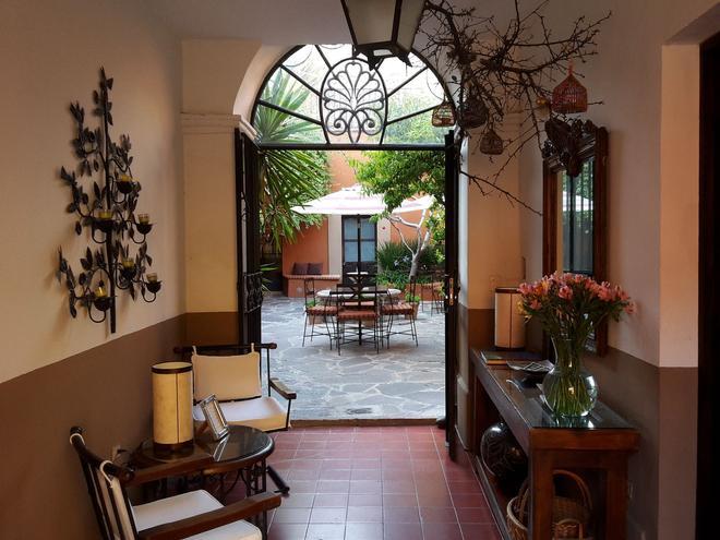 Hotel Casa Correo - San Miguel de Allende - Σαλόνι ξενοδοχείου
