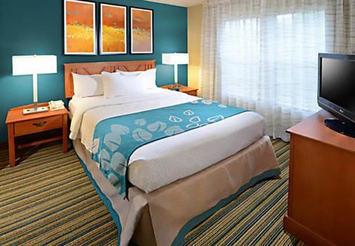 Residence Inn by Marriott Houston Westchase on Westheimer - Houston - Bedroom
