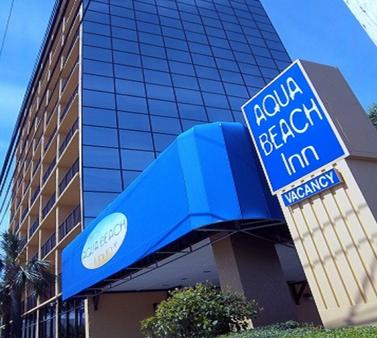 水上海灘酒店 - 麥爾托海灘 - 默特爾比奇 - 建築