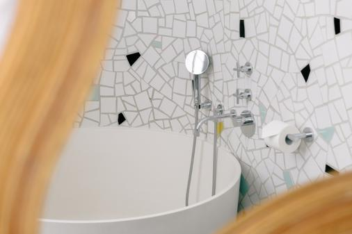 Hôtel Du Cloître - Arles - Phòng tắm