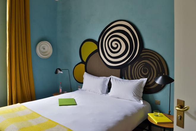 Hôtel du Cloître - Arles - Bedroom